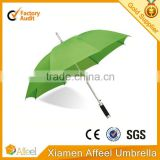 30'' golf umbrella with aluminum shaft