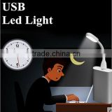 2015 Hot selling LED USB light for power bank Desk Computer Laptop, Electronic Gift Promotional ITEMS USB LAMPS