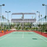 Playground Courts Badminton Sport Synthetic Badminton Court Flooring