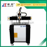 Mach3 controller advertising cnc router machine for wood acrylic ZK-6090 600*900mm stepper motor ball screw transmission