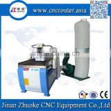 Discount Price CNC Router Machine For Aluminum Copper Wood ZK-6090 600*900MM With Dust Collector To Keep Clean
