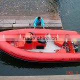 Hypalon/PVC Rigid Hull Inflatable Boat (RIB)