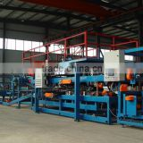 Full Automatic CE Standard EPS Sandwich Wall Panel Production Line , Polyurethane Sandwich Cake Panel Production Machine