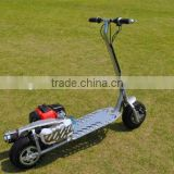 49cc/50cc Small Folding Gas scooters /Gas Skateboard with Hand Brake