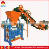 mini block making machine with smooth transmission /small block and brick making machine/small type brick making machine