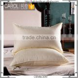China supplier wholesale 100% cotton luxury pillow for hotel