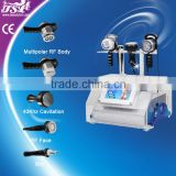 Smaller packing and less freight!portable Cavitation Slimming Machine with RF, Vacuum and BIO slim
