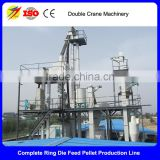 poultry farm equipment energy saving full automatic 5t/h feed pellet production line for sale