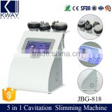 Factory price 5 in 1 multifunction lipo ultrasonic liposuction cavitation machine for fast weight loss