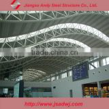 Prefabricated galvanized steel roof trusses for sale