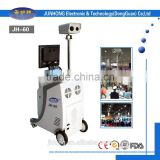 Epidemic Prevention multi channels Full Body Temperature Scanner against Ebola Virus in Africa