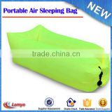 2017 gift sleeping air bag outdoor inflatable beach lounger
