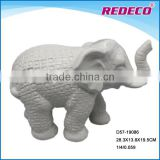 Modern Outdoor Ceramic Elephant Statues For Sale