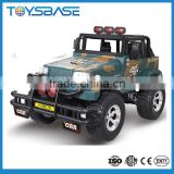 Electric vehicle rc truck with musical instrument