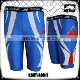 boxing robe with custom design sport tight shorts man mma tight short