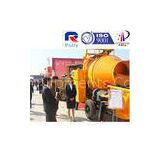 hot sale JBT40-P1 15m3/h hydraulic concrete mixer machine drum roller cement mixer pump China