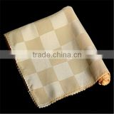 Polyester Jacquard Hotel Table Napkin Cloth