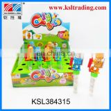 24PCS wind up police candy toy candy