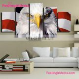 HotSale New Product Wall 3D Canvas Oil Custom Home Decor Paintings