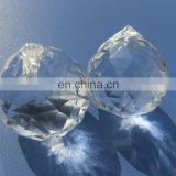 20mm 30mm 40mm 50mm machine cut crystal balls for chandelier