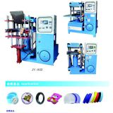 full Automatic 3D Silicone Cup pad Products making machine