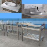 solid surface vanity wash hand basin