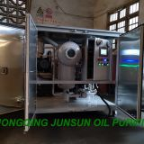 High Reliability 4500 LPH Transformer Vacuum Oil Filtering Machine/ Oil Reconditioning Purifier, Movable Oil Purifier
