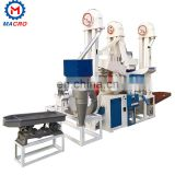 Complete Rice Milling Machine Combined Rice Whitening Machine With Polishing And Grading Functions