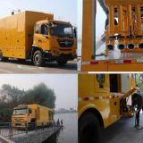 Dongfeng 2000cbm/h Emergency City Flood Drainage Truck