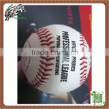 Baseball balls Major league quality Profession Baseball 9 inch size Solid Cork center Baseballs
