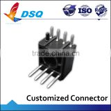 Taiwan Manufacturer 4 Pin Male Connector / Car Connector