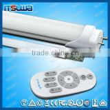 Super quality 18w 4foot dimmable led tube, 1200mm led tube dimmable DALI with internal driver 5 years warranty