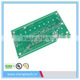 HASL FR-4 cctv board camera pcb &digital clock PCB board lead free