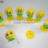 Hot bouncing smiley school gate gross retail price of 5 cents a few small toys Promotion little things