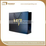 China Supplier small brown paper bags with handles