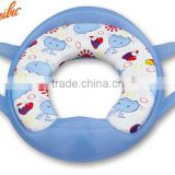 PM258 2015 China Wholesale for baby toliet training Standard Eco-friendly Potty Seat with Handle