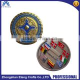 Factory direct sales gold metal cheap custom coin,customized design metal souvenirs coin
