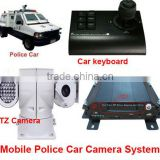 Vehicle PTZ camera/Police Car Surveillance system/POLICE CAR CAMERA DIGITAL VIDEO SYSTEM