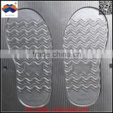 Customized precision metal shoes mould for shoes making, fashionable shoes mold for EVA shoes making
