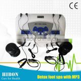 Massage Detox Equipment Body Ion Cleanse Detox Foot Spa