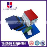 Alucoworld waterproof wood-plastic panel good quality made in china /china manufacturer acp panels acp panels wall paint