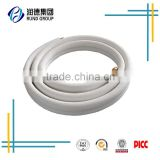 8mm foam copper pipe insulation Air-conditioning Insulated Copper Tube /pipe