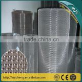 Guangzhou factory woven wire mesh /wire mesh screen/ stainless steel mesh screen for window