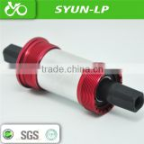 Guangdong syun-lp press fit full carton bike use aluminium square taper bmx mtb bottom bracket
