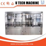 Two year global warranty high speed automatic water bottle filling machine for mini bottle,soda bottle,beer bottle