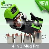 4in1 Unique Rotating digital mug printer/ mug heat press machine/ mug sublimation printing machine