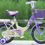 beautiful 12 inch children bicycles / aluminum alloy bicycle frame / aluminum alloy kids bike rims