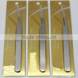 Factory cheap shap pointed eyelash extention tweezer                                                                         Quality Choice