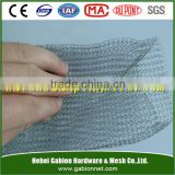 stainless steel wire knitted gas liquid filter wire mesh