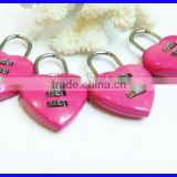 Factory Direct Cheap Price Zinc Alloy Eco-friendly Lovely Combination Lock For Charm Gifts Friends